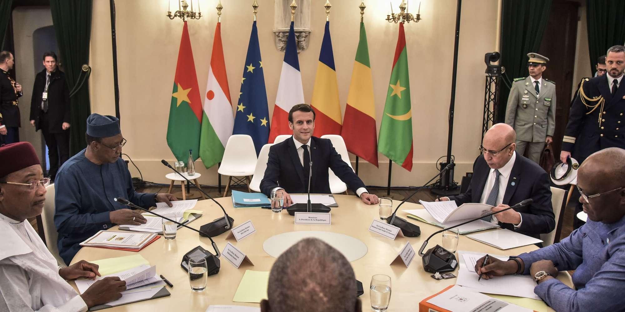 La Mauritanie dans le G5 : Un atout qui s'affirme