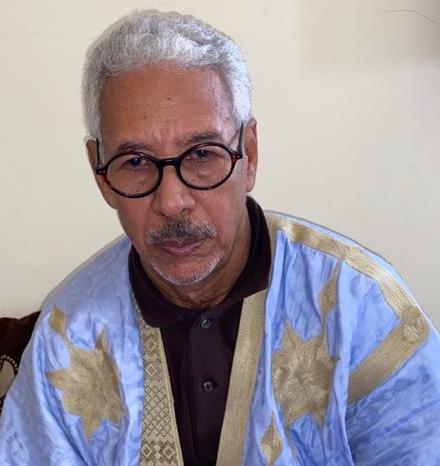 M. Khattar Ould Cheikh Ahmed, président du Conseil Régional du Hodh El Gharbi: ''Le coaching territorial consiste à faciliter le dialogue des autorités territoriales avec tous les acteurs impliqués dans le développement durable du territoire''