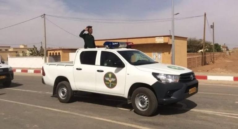 Le GGSR mène campagne contre les véhicules en situation irrégulière