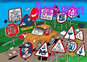 De nouvelles dispositions pour l'obtention des permis de conduire