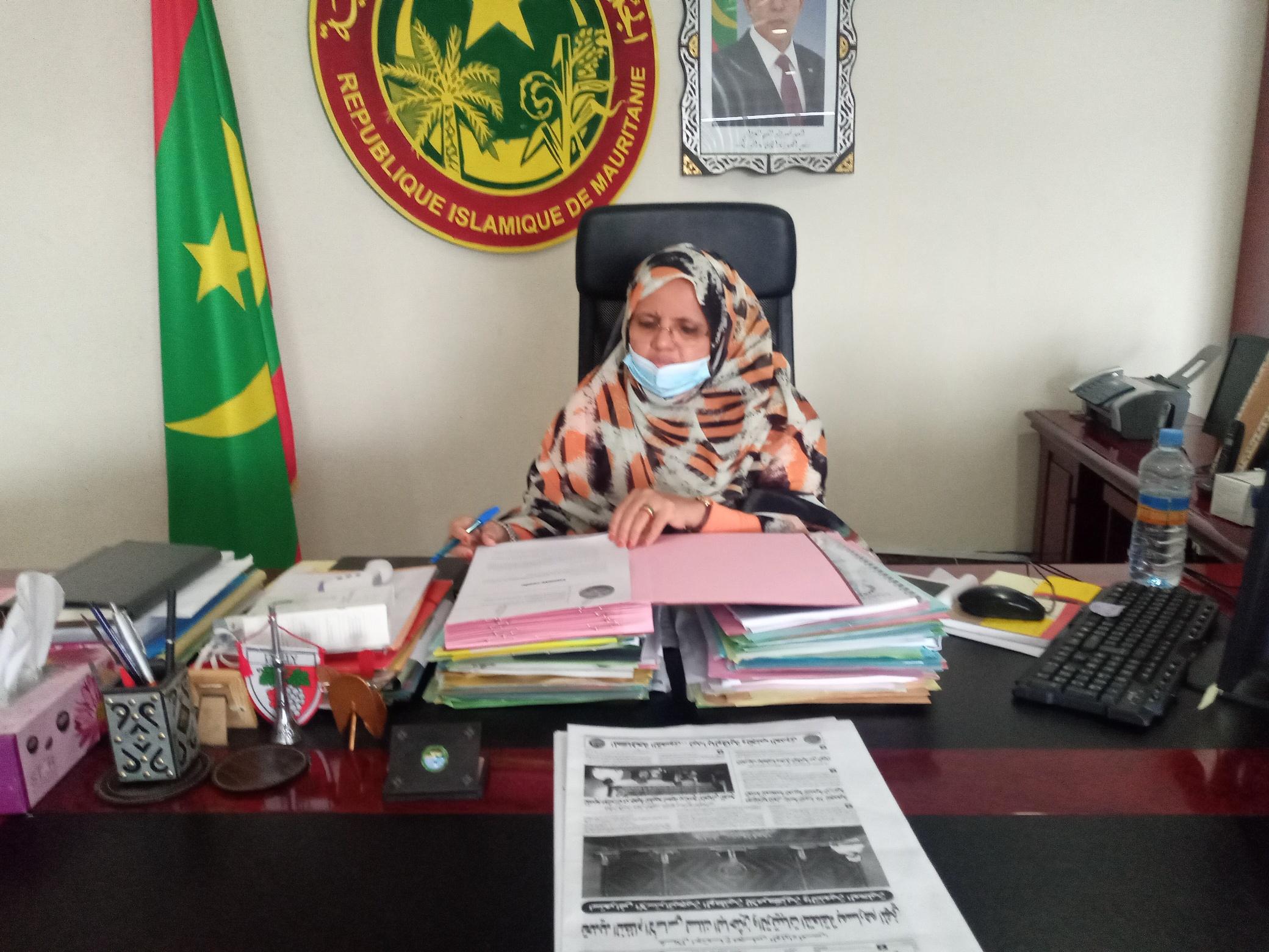 Madame Fatimetou mint Abdel Malick, présidente du Conseil Régional de Nouakchott : ''La situation à Nouakchott après chaque pluie est la conséquence d'une totale absence de politique ou de vision à long terme''