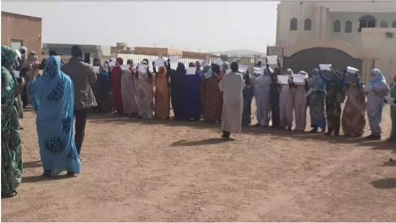 Les habitants de Bir Moghrein demandent l'ouverture d'unités de concassage pour l'orpaillage dans la ville
