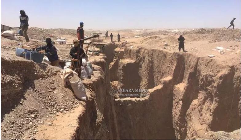 Un mort et trois blessés dans l'éboulement d'un puits d'orpaillage à Tasiast