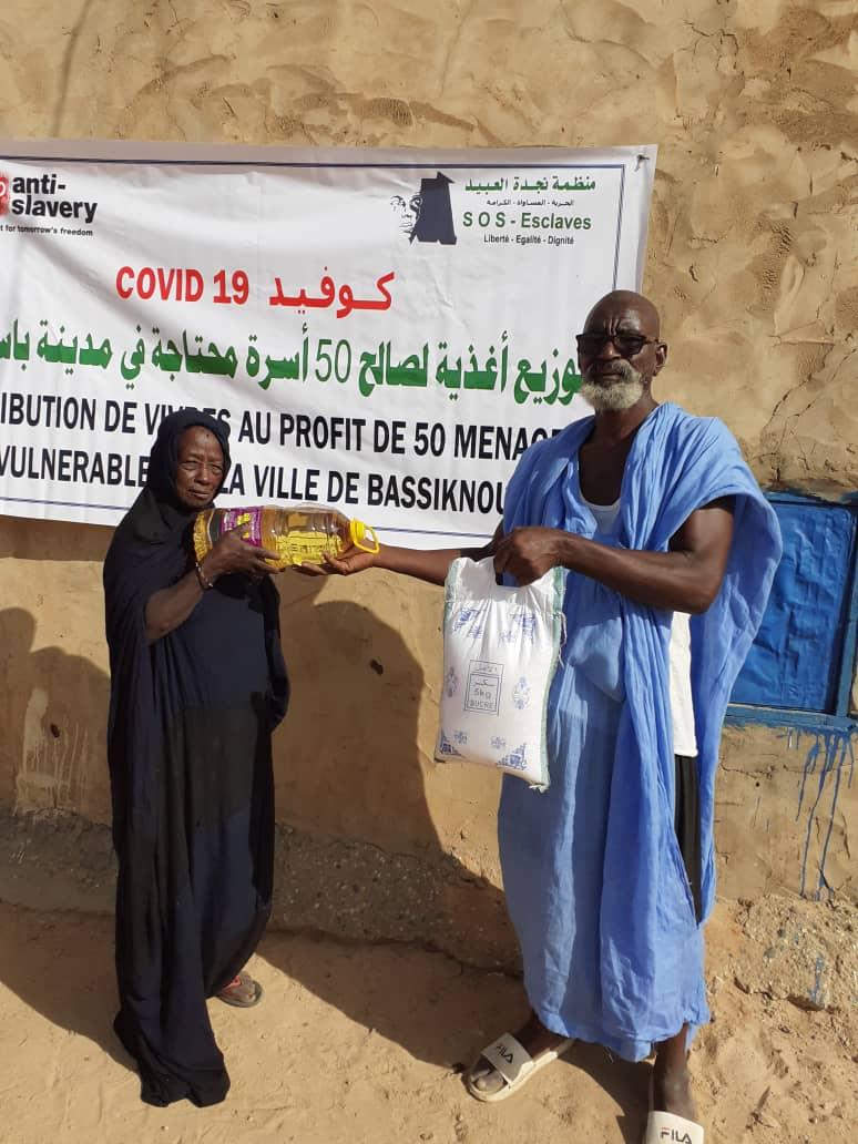 SOS Esclaves: Campagne de sensibilisation contre les MGF
