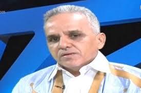 Abdallahi Ahmed Damou DG de la Société des Aéroports de Mauritanie