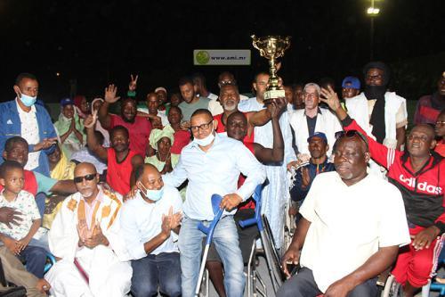Handibasket : L'équipe de Dar Naim remporte la coupe du président de la République