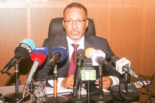 Réunion du bureau exécutif du patronat mauritanien