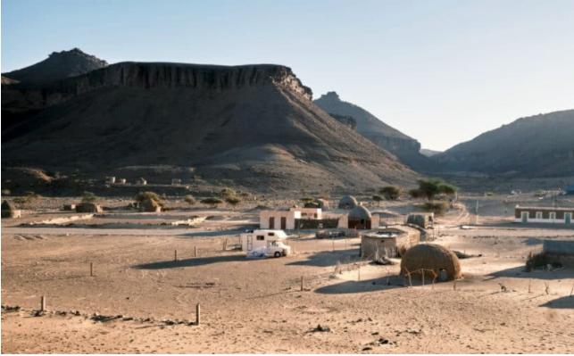 """Récit Mauritanie : """"Confiné à l'air libre"""" en camping-car"""