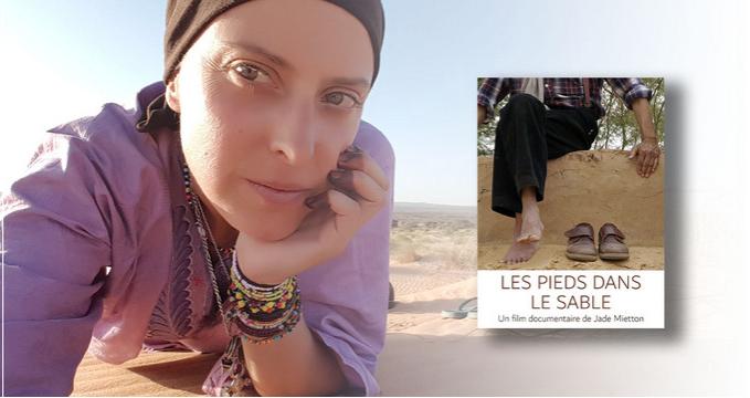 Rencontre avec Jade Mietton, auteure d'un film sur Pierre Rabhi en Mauritanie
