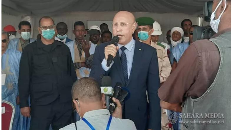 Orpaillage : le président Ghazouani promet l'ouverture de nouveaux espaces dans les zones militaires