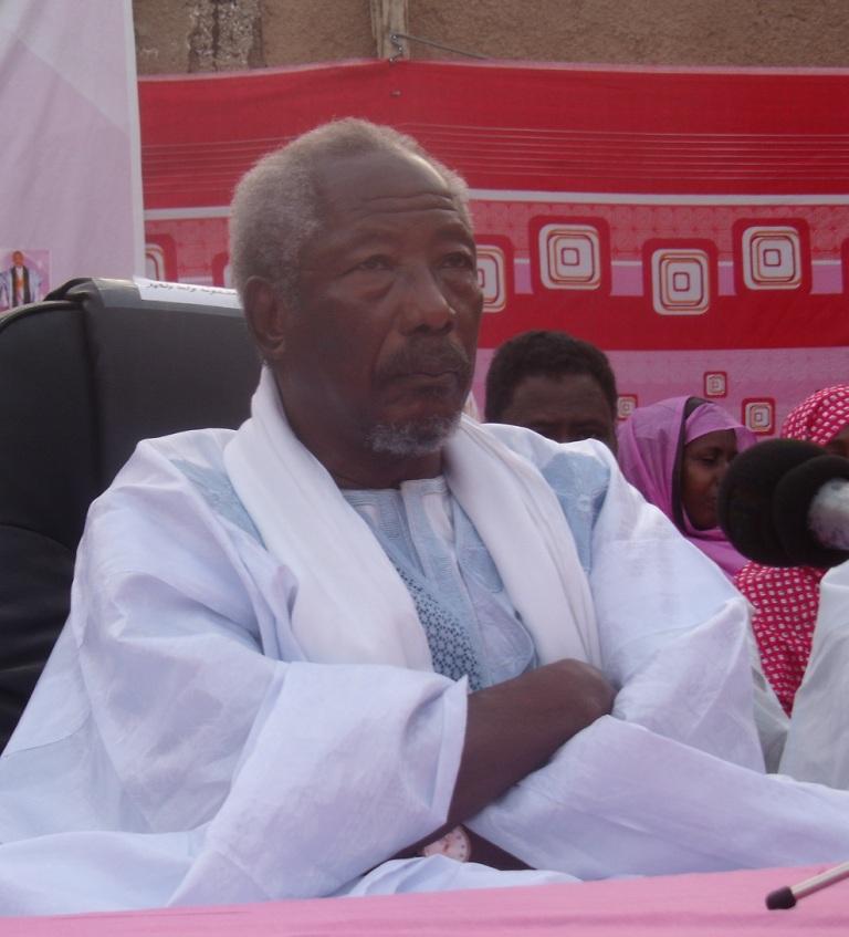 Le président Messaoud, dans une interview au Calame : Tout y passe