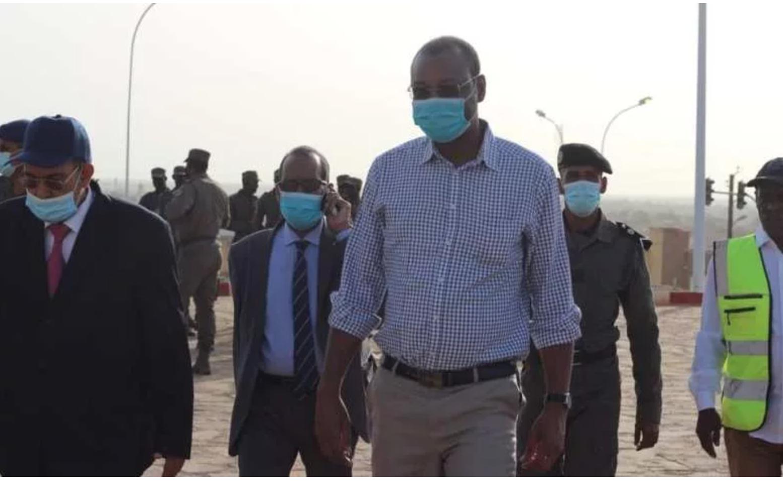 Mauritanie : les travaux de l'Aftout Chargui partiellement achevés