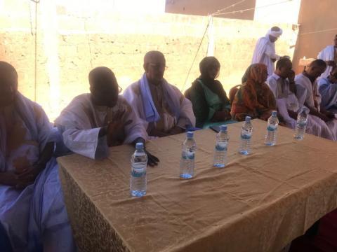 Visite présidentielle à Kaédi : Les enjeux locaux de l'UPR peuvent attendre !