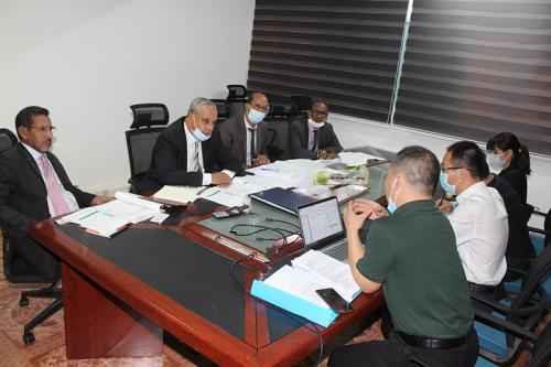 Mauritanie-Chine : Début des négociations sur le renouvellement du protocole de l'accord de pêche maritime