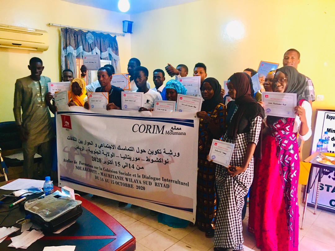 Riyad : Renforcer les capacités des jeunes dans la cohésion sociale et le vivre-ensemble