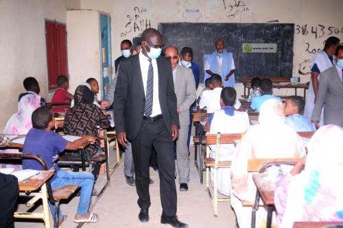 Nouakchott : Démarrage du concours d'entrée dans les écoles d'excellence