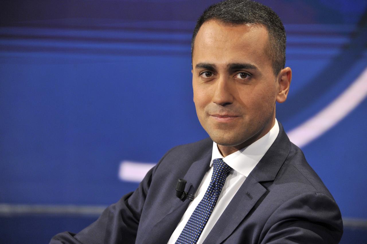 Luigi Di Maio, ministre des affaires étrangères