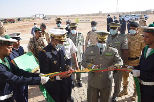 Nouakchott : Inauguration d'une mosquée et d'un mess d'officiers au siège de l'État-major de la marine nationale