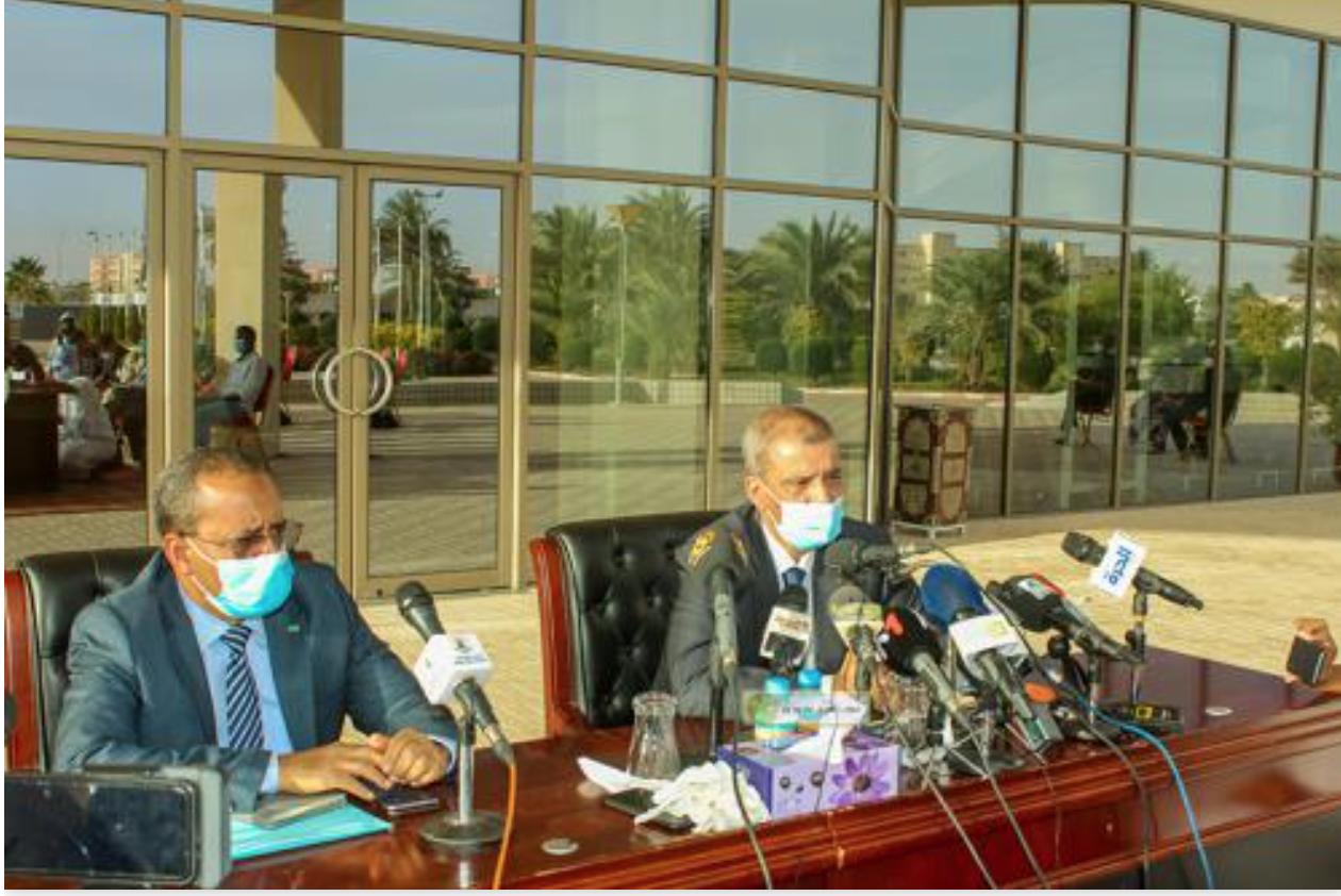 ''La révision de l'accord pour la construction d'un quai a permis de réaliser d'importants acquis'' (ministre de l'équipement)
