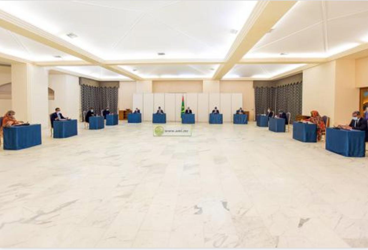 Communiqué du conseil des ministres du 16 décembre 2020