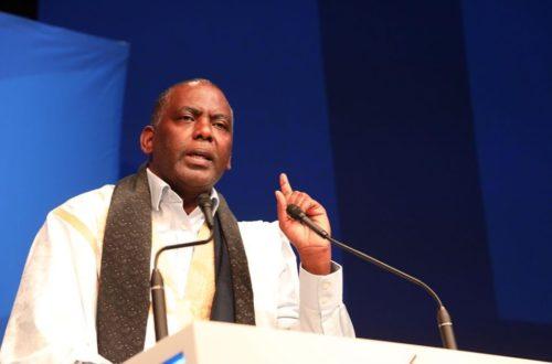 Le peuple fait confiance aux engagements du Président, dit O. Taleb Oumar