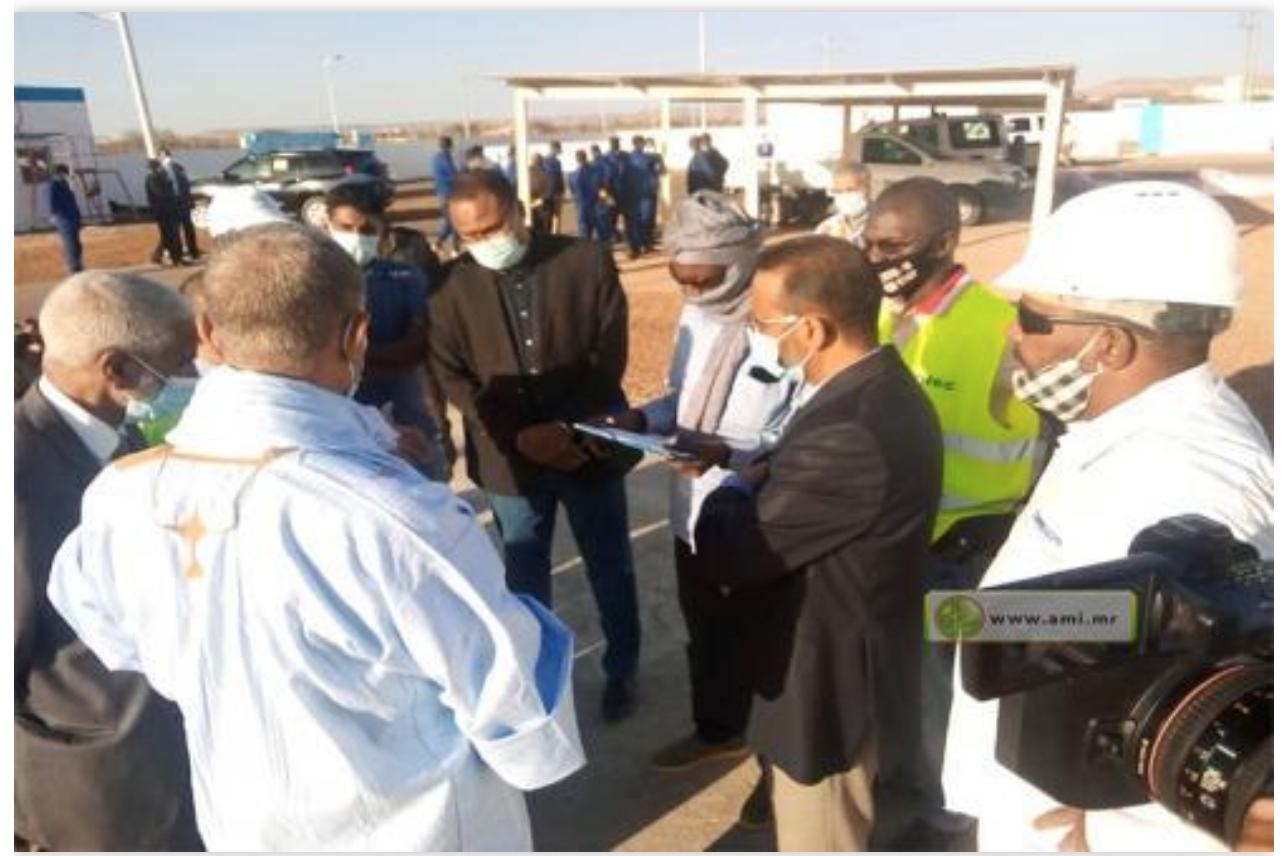 Hodh Charghi : Installation et exploitation d'un nouveau générateur électrique à Néma