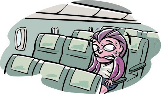 Un problème technique contraint un avion de la MAI à rebrousser chemin