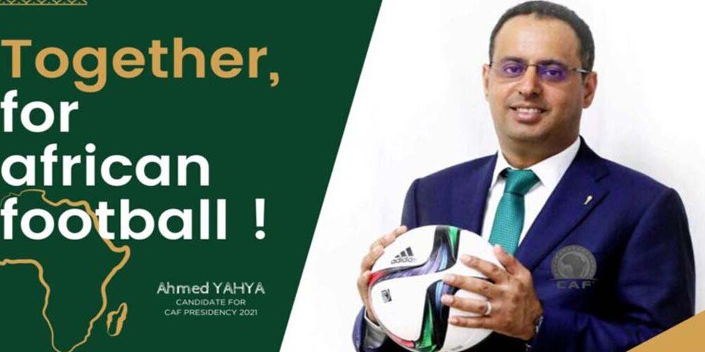 Ahmed Ould Yahya critique la décision de la CAF relative à sa candidature