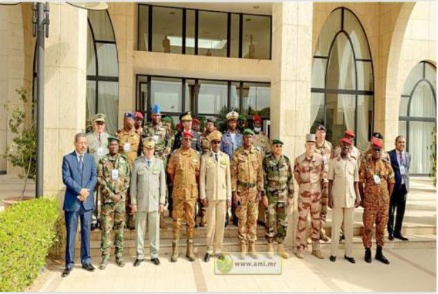 Les chefs d'état-major du G5 Sahel se réunissent à Ndjamena