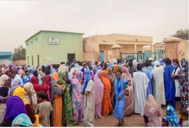 Caravane de santé au Hodh Echarghi : Interventions chirurgicales et consultations médicales gratuites pendant une semaine