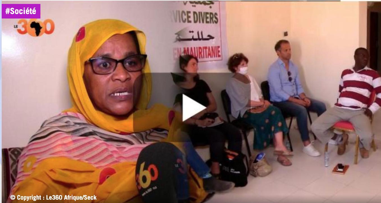 Mauritanie :  au coeur d'un centre pour l'insertion des filles en situation difficile