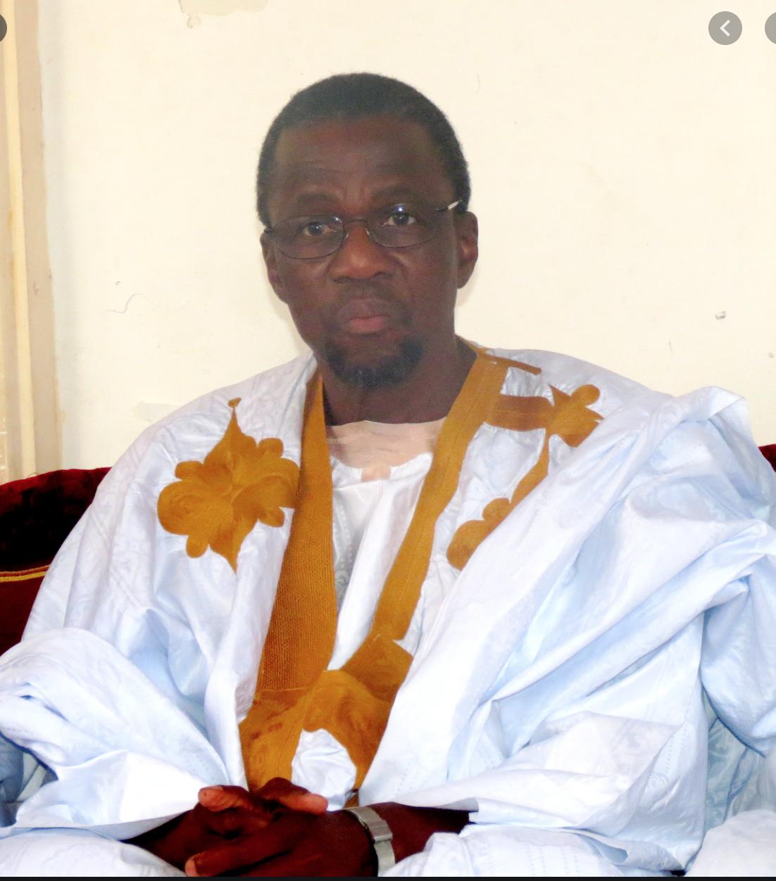La Mauritanie '' immobile à grands pas''…