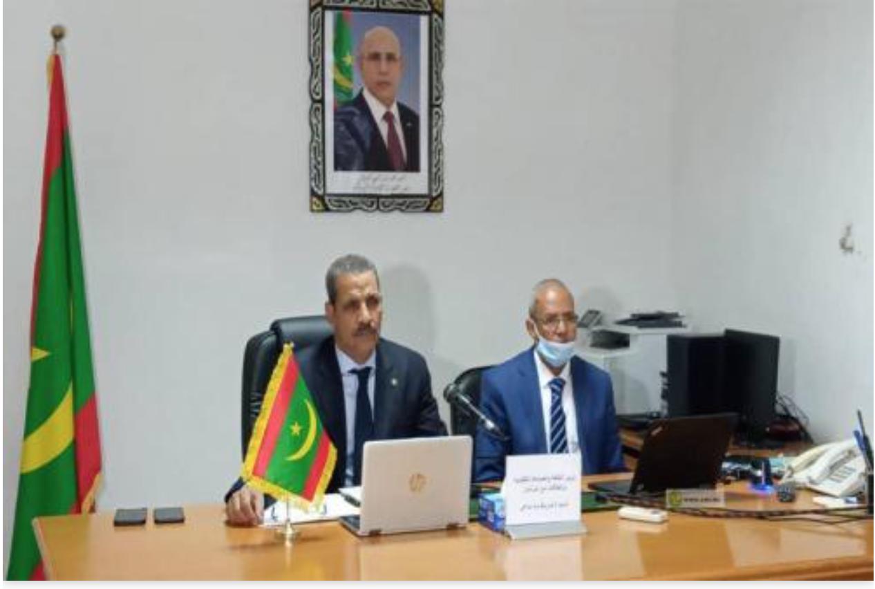 La Mauritanie désignée membre du conseil d'administration d'Arabsat