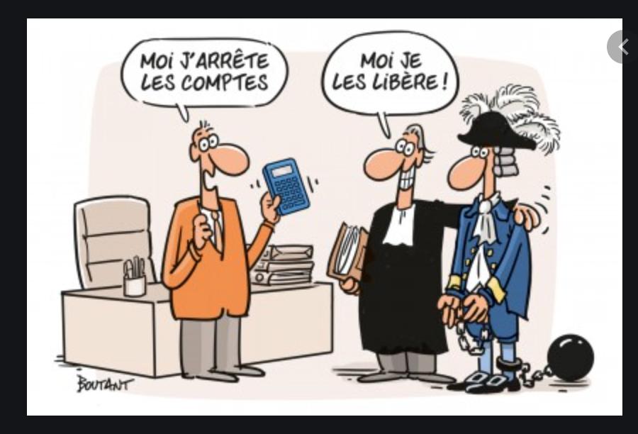 Nomination d'un nouveau président de la Cour des Comptes