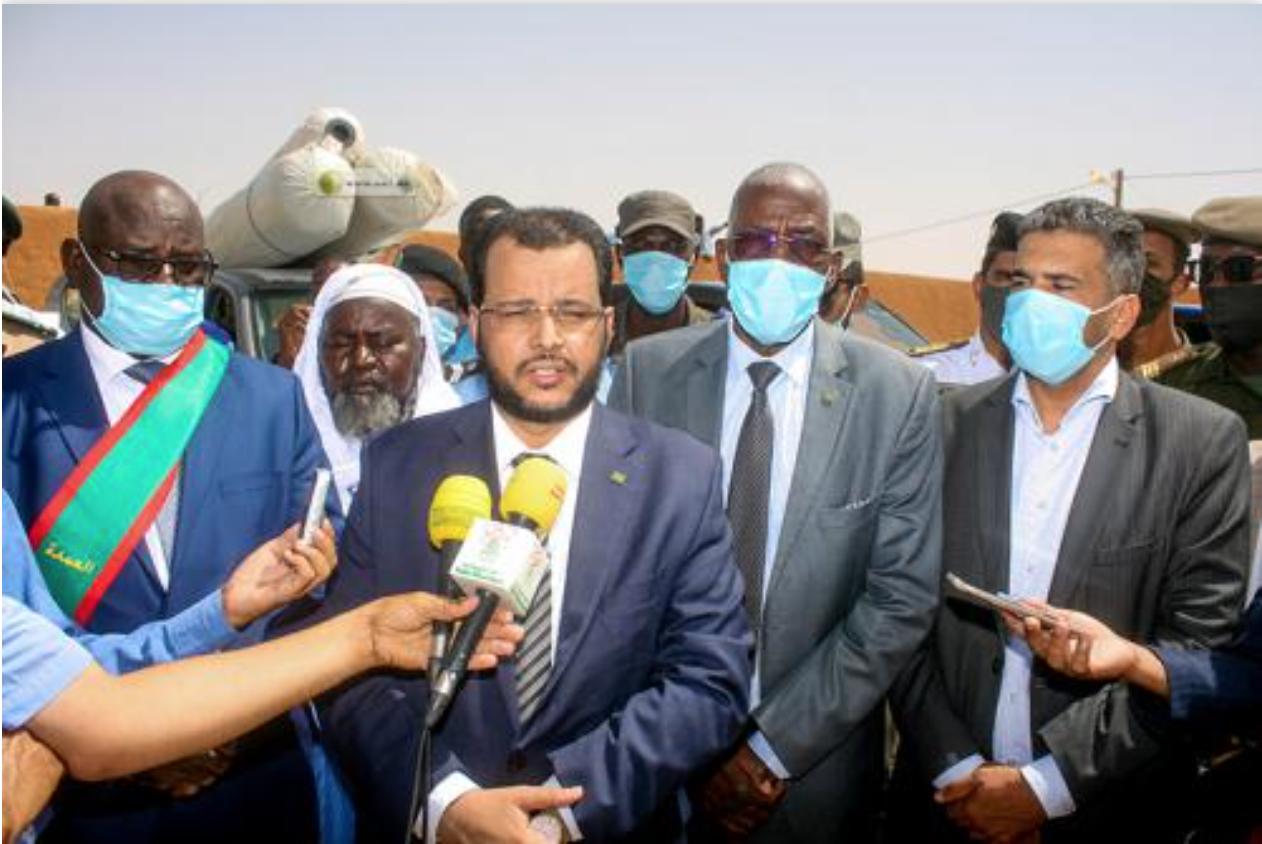 Le ministre des Affaires islamiques lance une campagne d'ameublement des mosquées