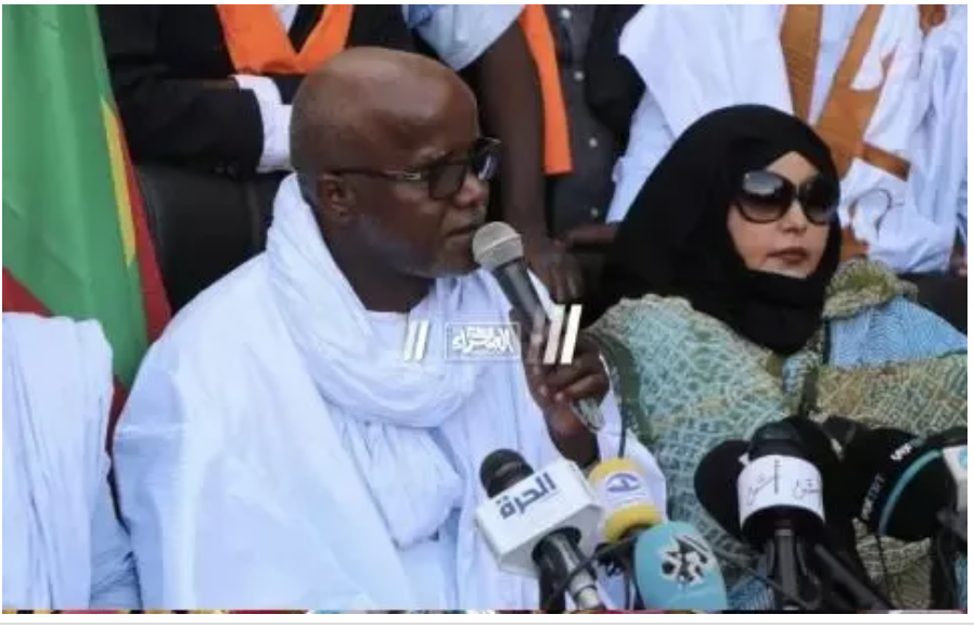 Saad: Il y aura des suites dans l'histoire après cette conférence de presse ( photos )