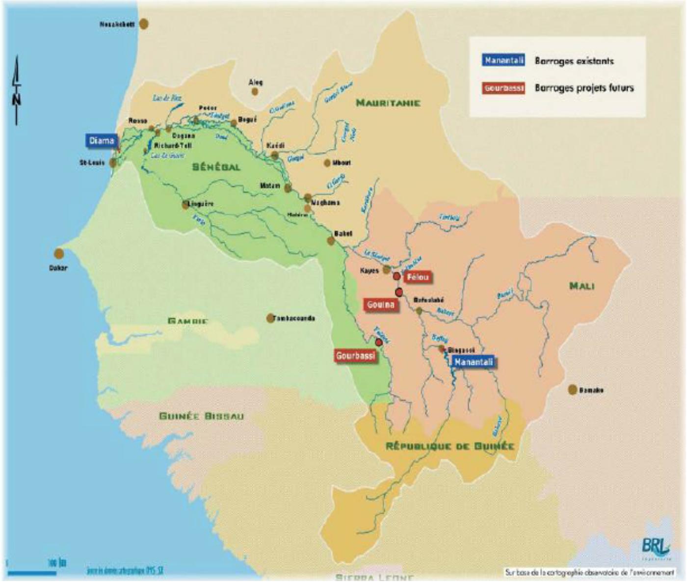 OMVS : Electrification de 200 villages du Sénégal, du Mali et de la Mauritanie