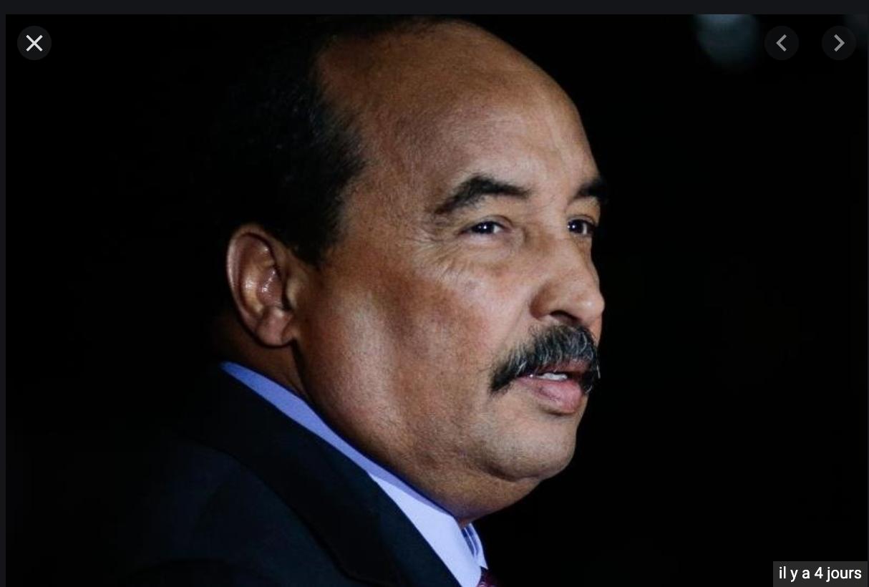 Mise en garde des députés du parti de l'UPR au pouvoir contre l'interaction avec l'ancien président Ould Abdel Aziz