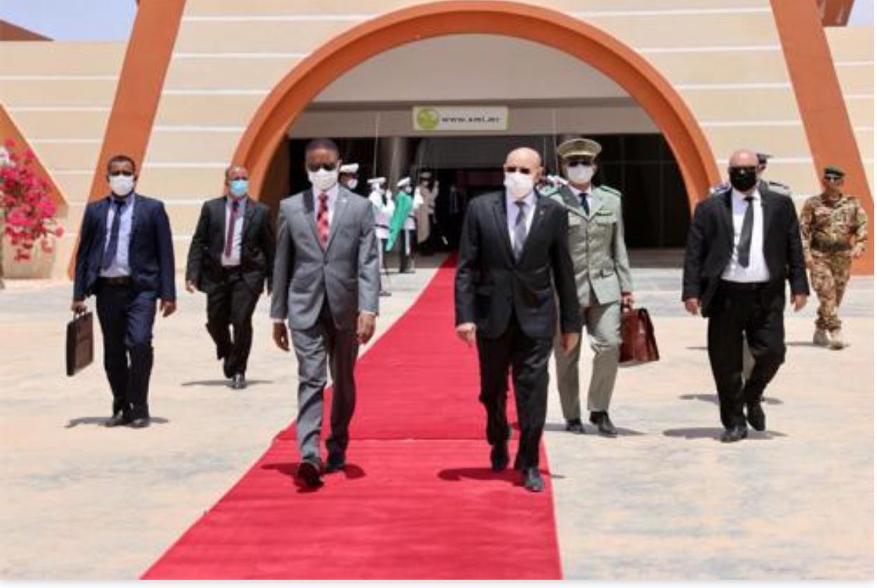 Le Président de la République se rend au Congo