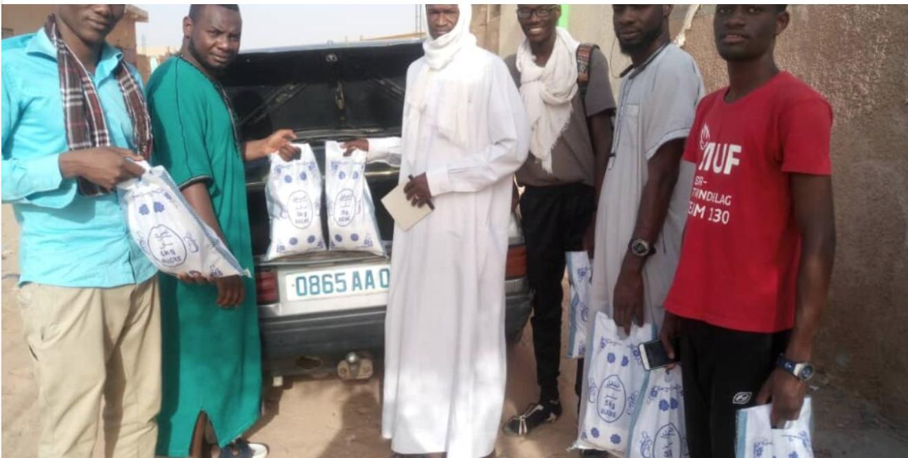 Ramadan à kiffa : Féddé Dayra au chevet des plus démunis