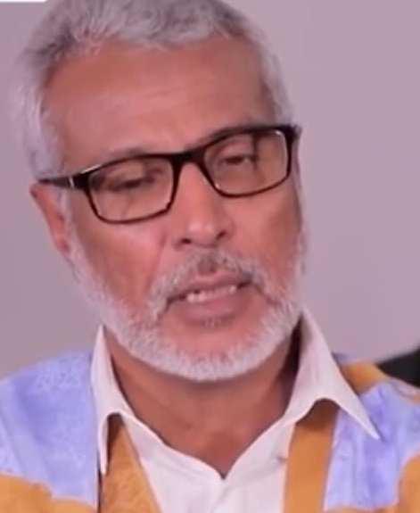 M. Saleh Hanena, Président du parti HATEM : ''La dernière sortie de l'ancien président Mohamed Ould Abdel Aziz n'a apporté que des accusations et des injures''