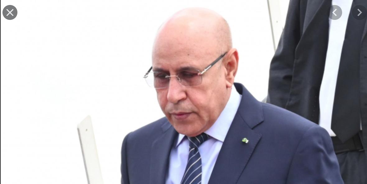 Ghazouani blâme le gouvernement et se retire du conclave ministériel