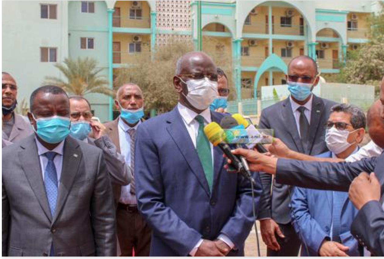 Ministère de l'Intérieur : Le Premier ministre a exhorté les cadres du département à rapprocher l'administration du citoyen et à œuvrer pour instaurer la confiance