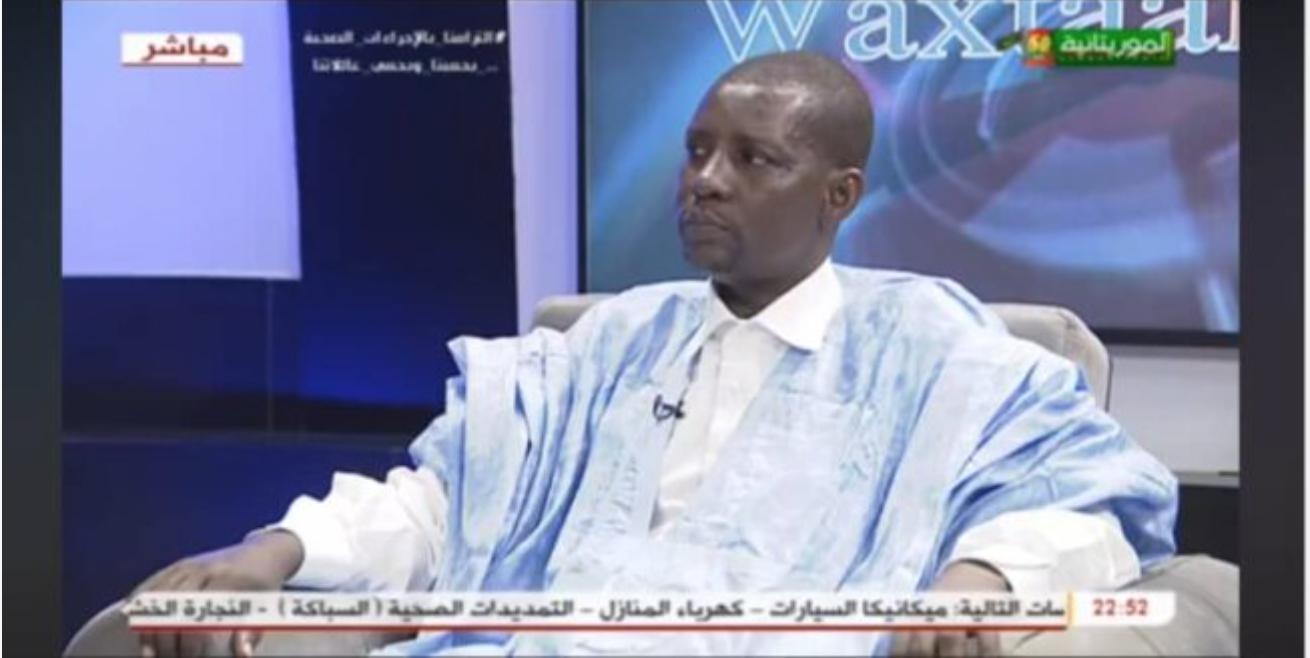 Birame dans le collimateur de l'intelligentsia négro-mauritanienne