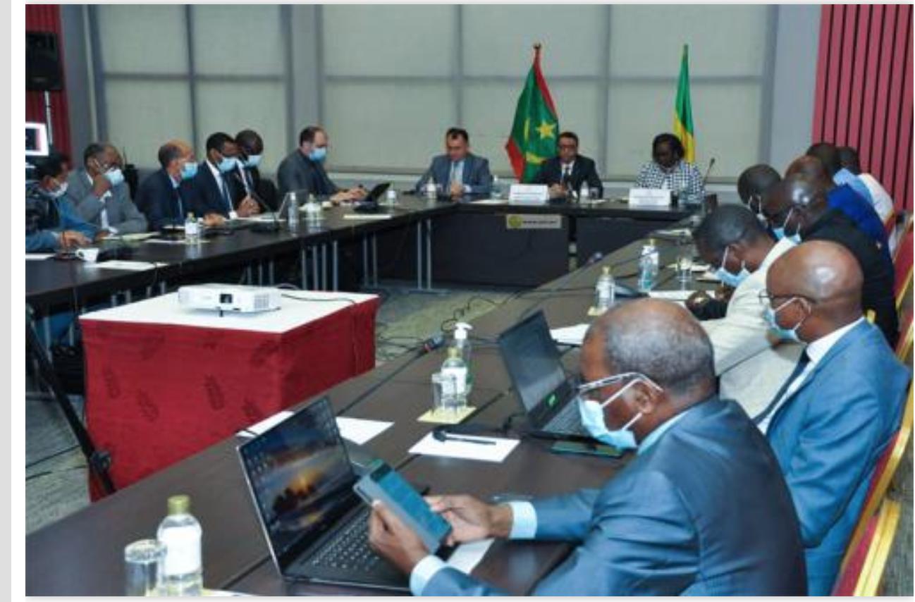 La Mauritanie et le Sénégal suivent le projet GTA