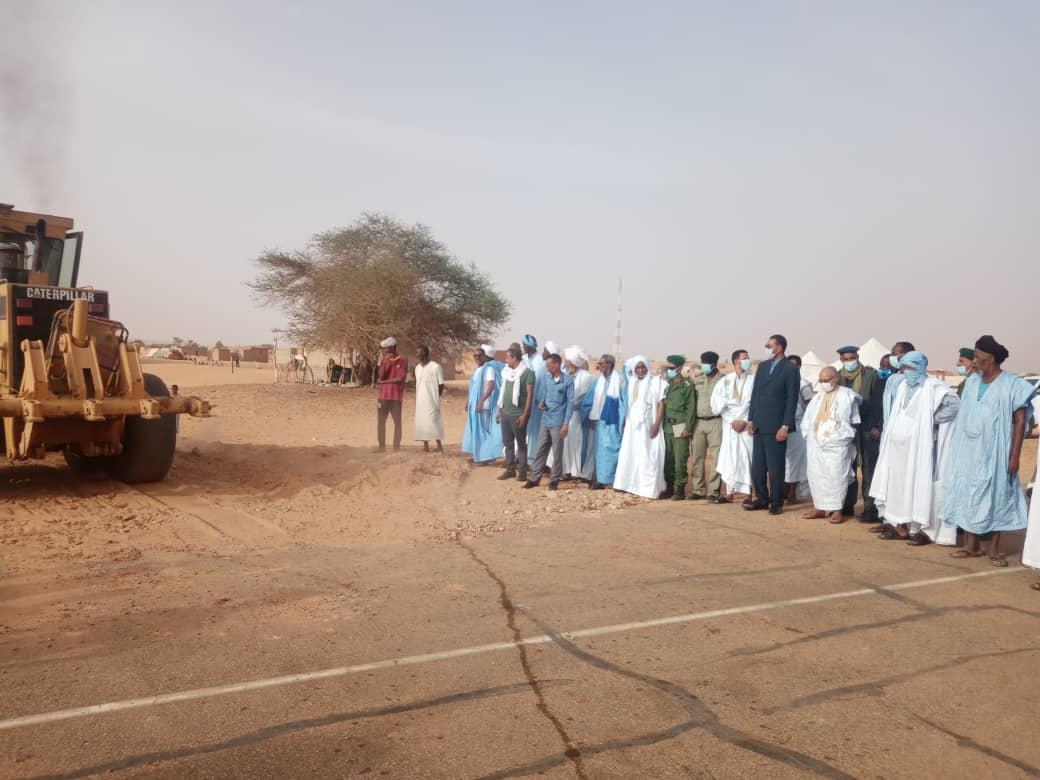 ETER lance un projet de désenclavement de 14 villages