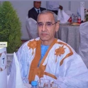 السيد محمد أحمد ولد محمد الأمين، مدير ديوان الرئيس الغزواني