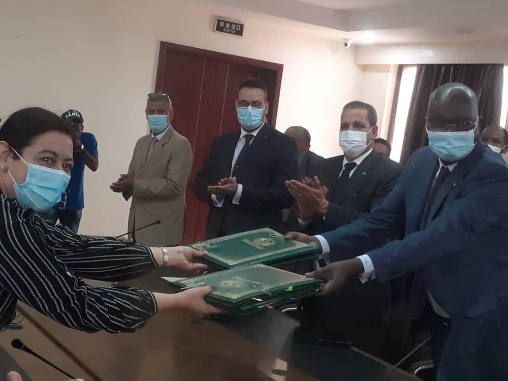 58 millions de dollars de la Banque Mondiale à la Mauritanie
