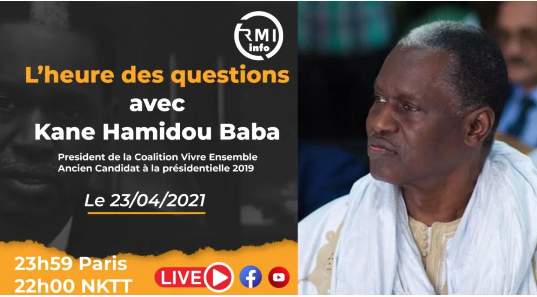 """Kane Hamidou Baba : """"La discrimination perdure parce qu'elle est devenue structurelle"""""""