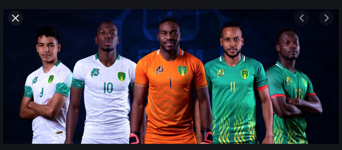 Mauritanie : Avènement d'une nation footballistique